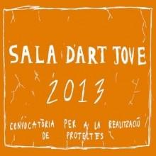Adrian Melis. Sala d'Art Jove 2013. Artistic projects. February the 1st, 2013