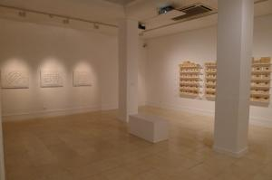 Adrian Melis. First personal exhibition in an institution, at MAS Santander (Spain), from July 13th, 2012.