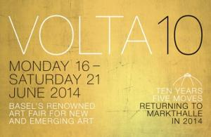 VOLTA10 BASEL, Switzerland. From June 16th to June 21th 2014