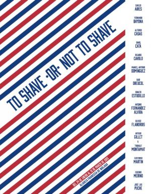 "Carlos Aires & Eugenio Merino. Group show. ""To shave or not to shave"". Alianza Francesa de Málaga (Málaga, Spain). From January 26th to May 15th 2015"