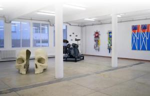 Bruno Peinado. Group show at Le Portique, Espace d´Art Contemporain. Le Havre, France