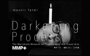 "Mounir Fatmi. Exposición individual. ""Darkening Process"". The Marrakech Museum for Photography and Visual Arts (Marrakech, Marruecos). Del 30 de enero al 30 de mayo del 2016"