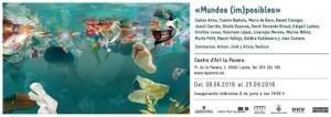 "Carlos Aires. Group show. ""Mons (im)possibles"". Centre d'Art la Panera (Lleida, Spain). From June 8th to September 26th"